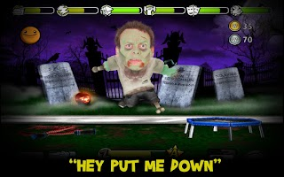Screenshot of PocketWarwick