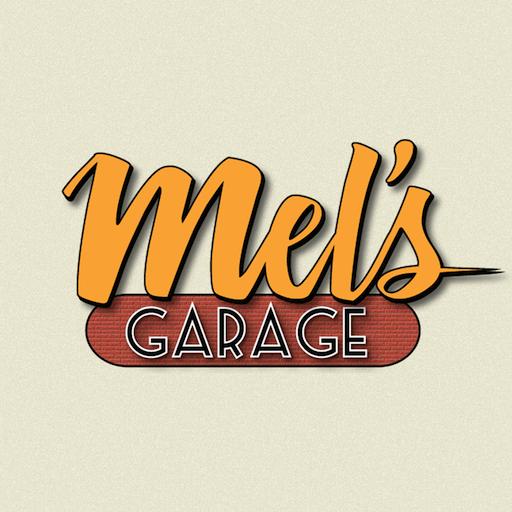 Mel's Garage LOGO-APP點子