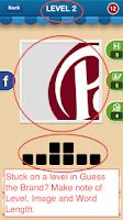 Screenshot of Hi Guess The Brand Cheat