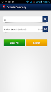 Radius Search- screenshot thumbnail