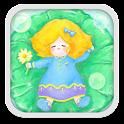 IconPack-Daisy in Rainbow icon
