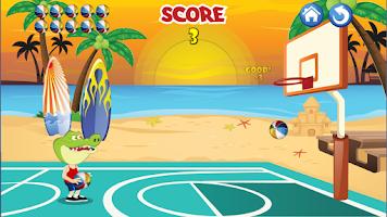 Screenshot of Lazy Basket