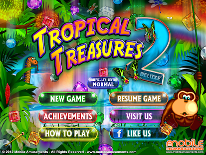 Tropical Treasures 2 Deluxe - screenshot thumbnail