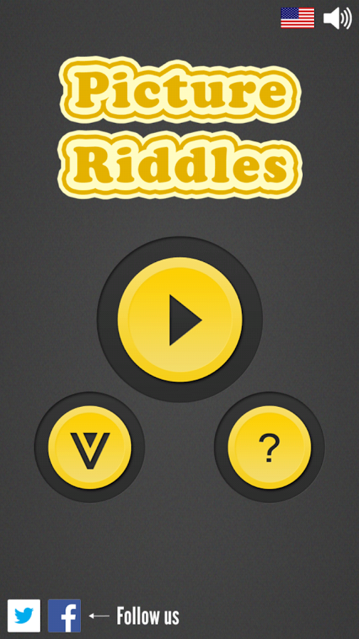 Picture Riddles: Word Quiz!- screenshot