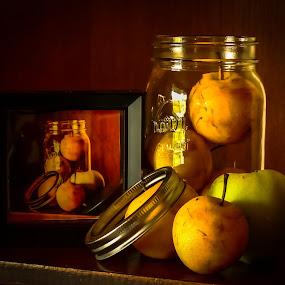 Still Life by Earl Heister - Artistic Objects Still Life (  )