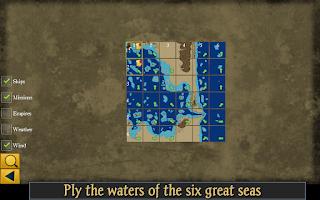 Screenshot of Age of Pirates RPG Elite