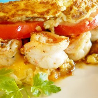 Seafood Omelet Recipes.