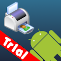 Print from Android trial logo