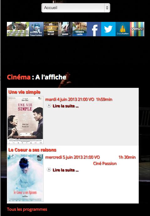 Maison de la vall e android apps on google play for A la maison translation