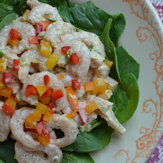Brazilian Shrimp Salad.