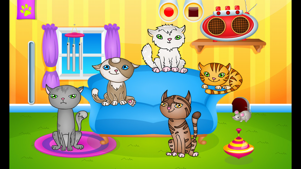 123 kids fun animal band game screenshot - Fun Pictures For Kids