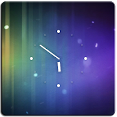 Nexus ICS Minimal Analog Clock