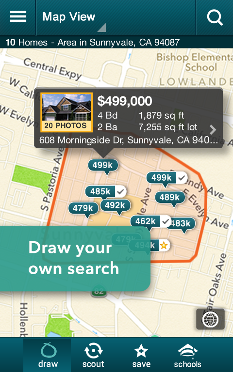 Realtor.com Real Estate, Homes - screenshot