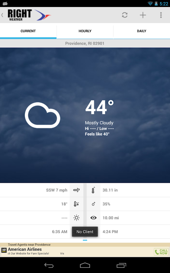 RightWX - Rightweather.net - screenshot