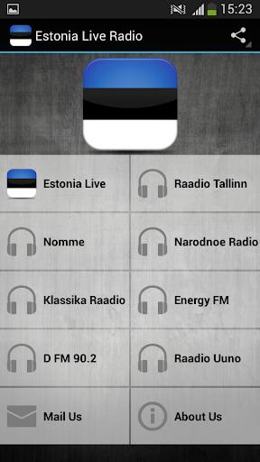 Estonia Live Radio