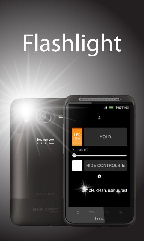 Flashlight: LED Light - screenshot