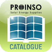 PROINSO SOLAR CATALOGUE 2012