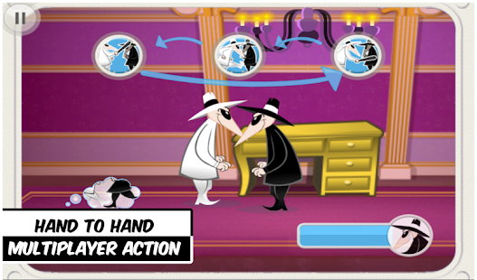 Spy vs Spy - screenshot thumbnail