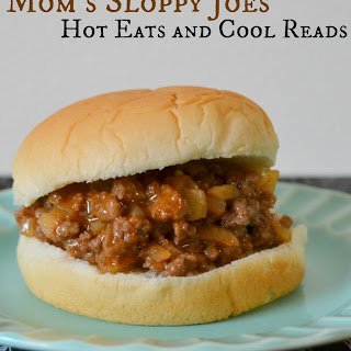 Mom's Homemade Sloppy Joes