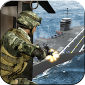 Download Android Game Navy Gunship Shooting 3D Game for Samsung