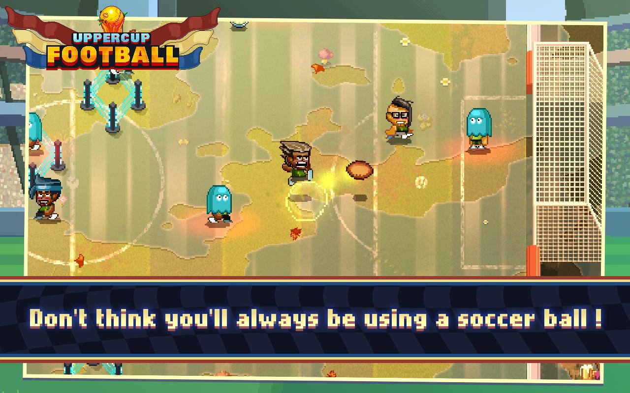 Uppercup Football (Soccer) screenshot #4