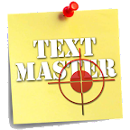 TextMaster- Punching blanks