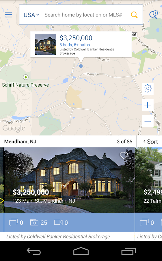 Real Estate - Coldwell Banker- screenshot