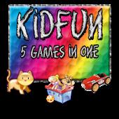 Kid Fun! 5 games in 1!