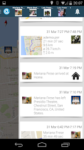 Hellotracks - GPS Tracking - screenshot thumbnail