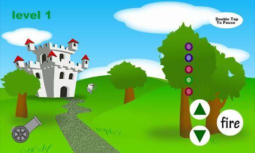 Preschool Castle Jewels
