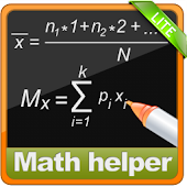 Math Helper Free - Algebra