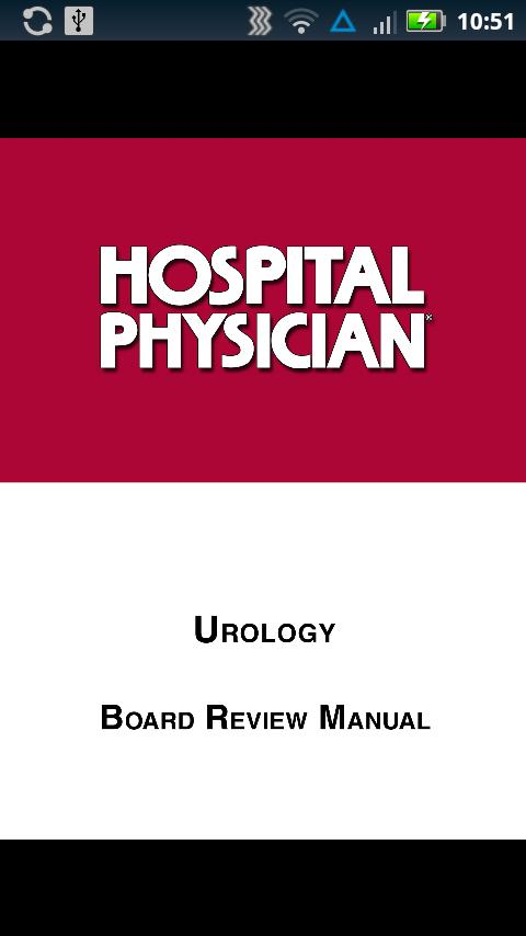 Urology Board Review Manual - screenshot