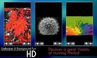 Screenshot of Wallpaper & Background Fun HD