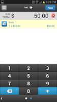 Screenshot of uSwipe