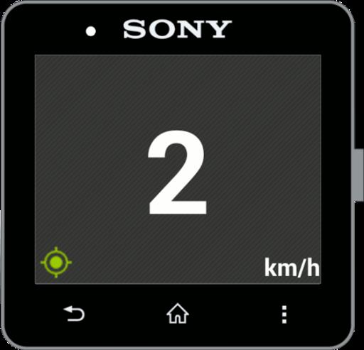 SmartWatch Speed