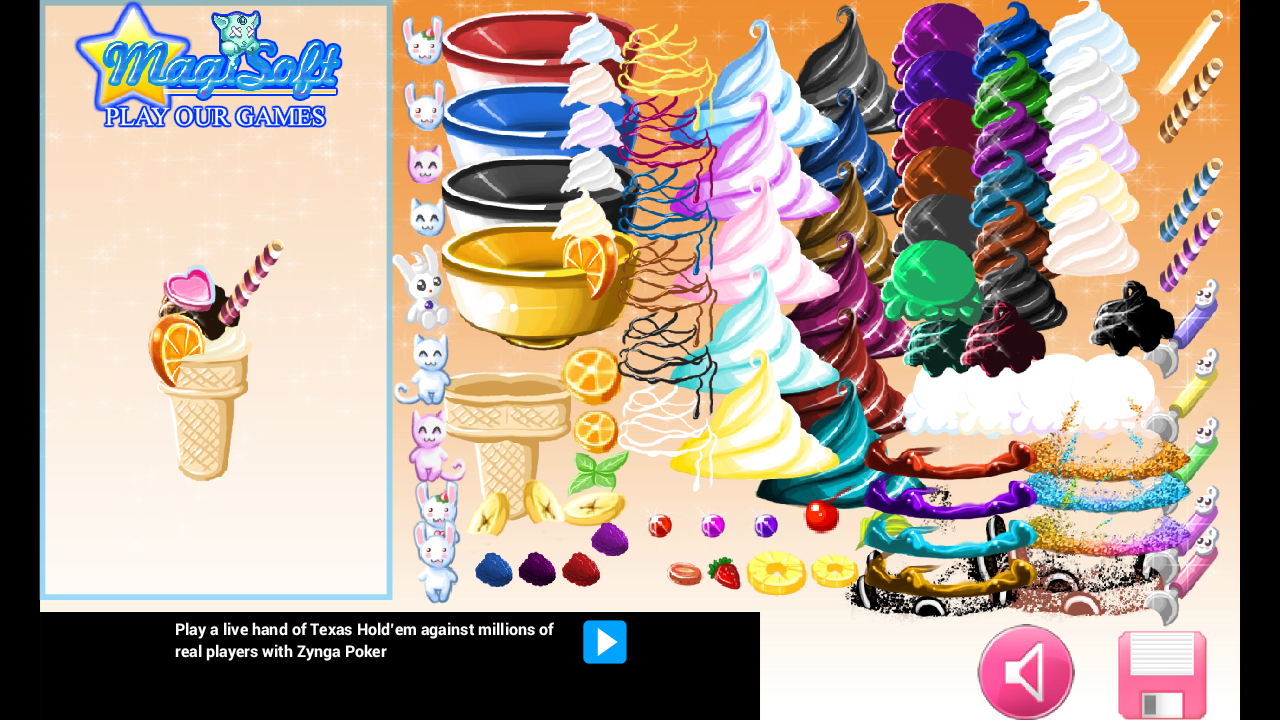 Ultimate Ice Cream Maker - screenshot
