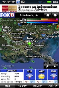 FOX 8 Wx - screenshot thumbnail