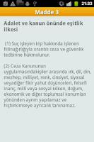 Screenshot of Türk Ceza Kanunu - TCK