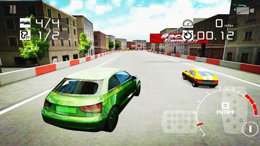至尊租車駕駛賽車3D