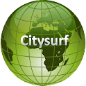 CitySurf Globe logo