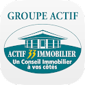 Agence Actif 33 Immobilier icon