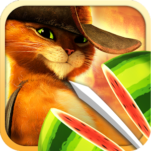 Fruit Ninja: Puss in Boots APK