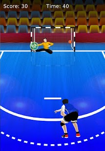 handball games - screenshot thumbnail