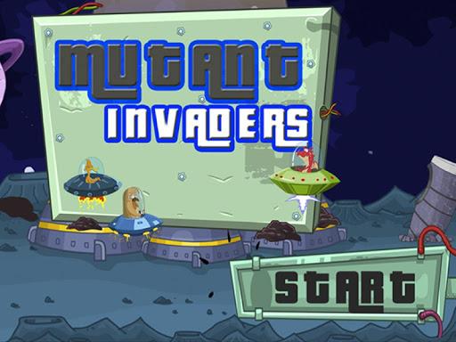 Mutant Invaders