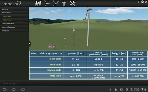 REaCTOR: Wind Power - screenshot thumbnail