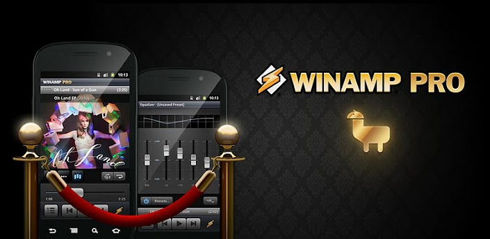 Winamp Pro v1.4.14 APK