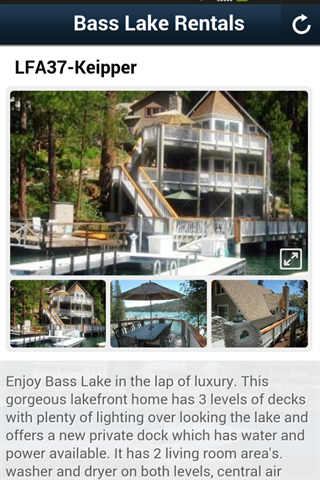 Bass Lake Vacation Rentals