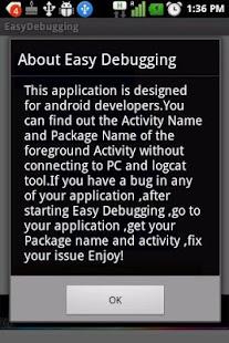 Easy Debugging Tool- screenshot thumbnail