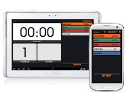 Screenshot of ProTimer -  Sync your workouts
