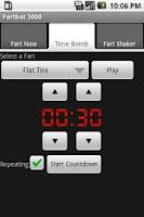 Screenshot of Fartbot 3000